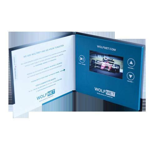 wolfmet video brochure