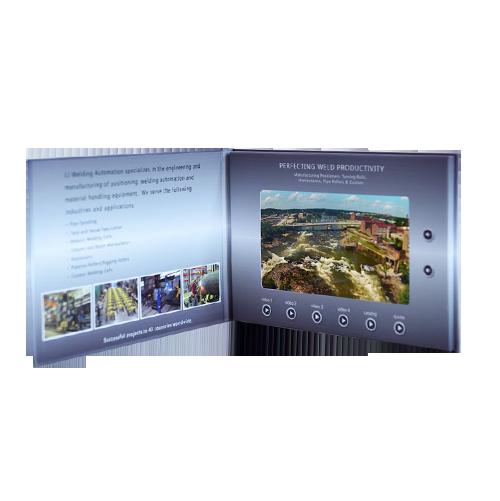 ljwelding video brochure